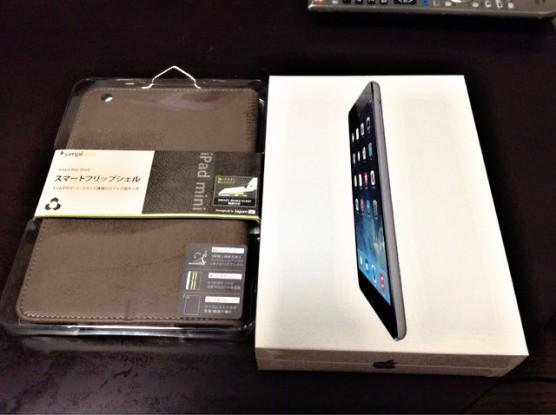 【iPadminiRetina】ヤマダ電機でスペースグレー64GB購入。Appleストアはキャンセル。第一感想は、ヌルサク感最高。電子書籍端末として最高。