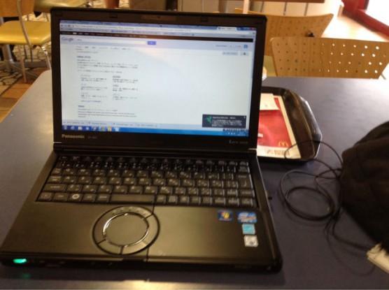 【レビュー】レッツノートCF-SX1。WindowsノートPC。駆動時間16時間と耐衝撃性能がすばらしい。