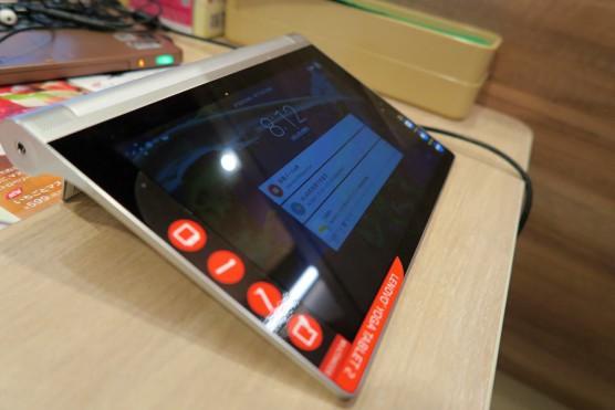 【レビュー】YOGA Tablet 2-830L 59428222 SIMフリー:2万円以下のコスパ抜群のタブレット