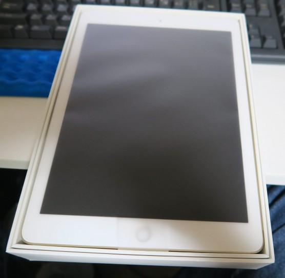 【ガジェット日記】iPadmini2、新しいiPadと比較してのiPadPro9.7インチの感じた良さ。