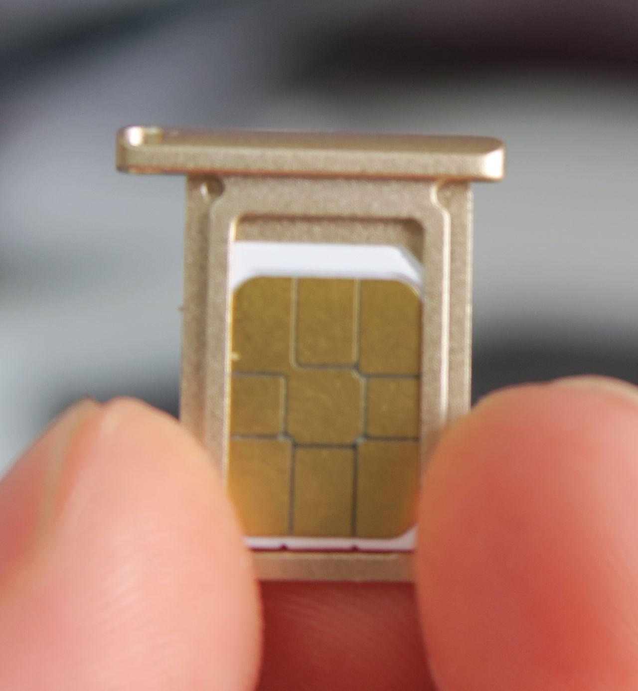 【スマホ】DSDS端末が本格的になってきた。FREETELの極2。ナノSIMダブルの模様。
