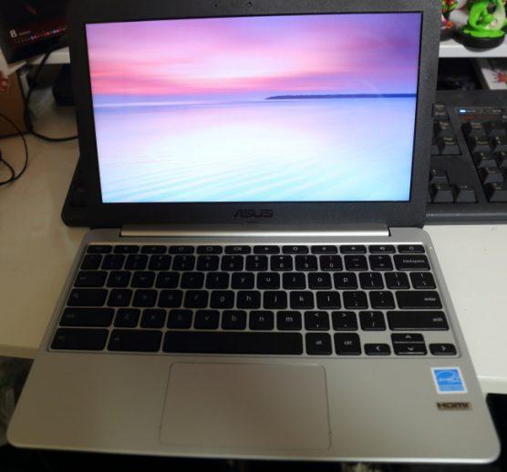 【ChromeBook】US配列キーボードの使い勝手はどうなのか?利用し始めて4ヶ月時点での感想。
