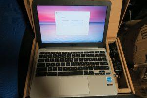 【ChromeBook】2017年期待の新ChromeBookがASUSから発表された模様です。Flipの後継機種。