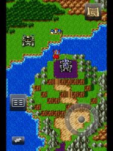 【ゲーム日記】スマホドラクエ竜王の城到着。操作性は慣れたら楽勝。バランスも良好。